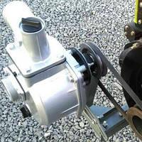Помпа для мотоблока с водяным охлаждением (ø патрубков 50 мм, 36 м куб.)