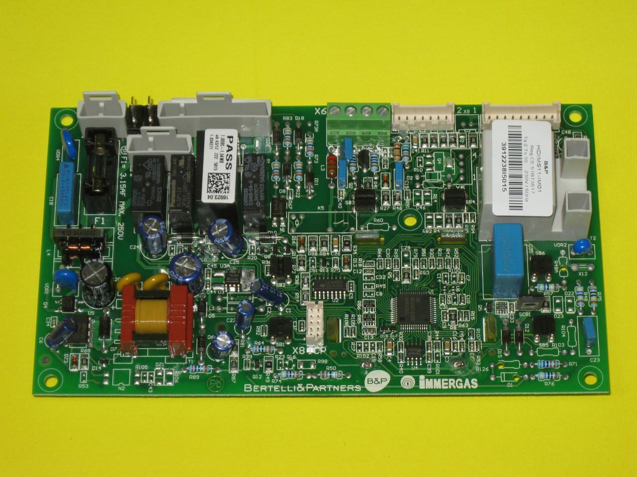 Плата управления 1.027737 (1.034271) Immergas Mini 24 3E