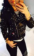 13953 Куртка черная