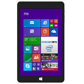 CHUWI VI8 Android 4.4/Windows 8.1+чехол-клавиатура