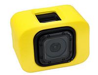 Защитный поплавок (Floaty) для экш-камер GoPro Hero 5 Session - желтый (код № XTGP255)