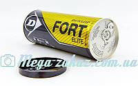 Мяч для большого тенниса Dunlop Fort Elite 601194: 3 мяча в вакуумной упаковке