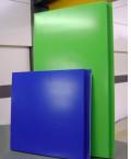 Композитная панель  Aluten 1,25*5,8 3 мм Синяя, фото 1