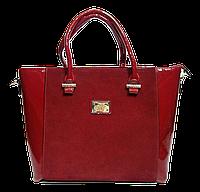 Женская сумочка D&K бордового цвета KCL-901101