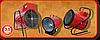 Тепловая пушка Термия для обогрева теплицы и промышленного помещения