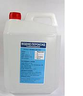 Перекись водорода 35-36% (Перегидроль) 5л.
