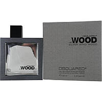 Туалетная вода для мужчин DSQUARED2 He Wood Silver Wind Wood