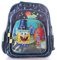Детский рюкзак Спанч Боб для мальчика Spanch Bob, синий 11 л