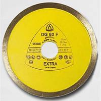 Диск алмазный Klingspor DG 60 F 200/25.4