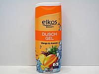 Гель для душа Elkos body манго и ананас 300мл.