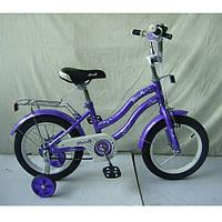 Детский двухколесный велосипед PROFI 14д. (L1493)***