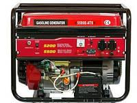Бензиновый генератор Weima WM5500 ATS 5,5Квт,1 фаза, двигатель WM188F-12 л.с.,автоматика