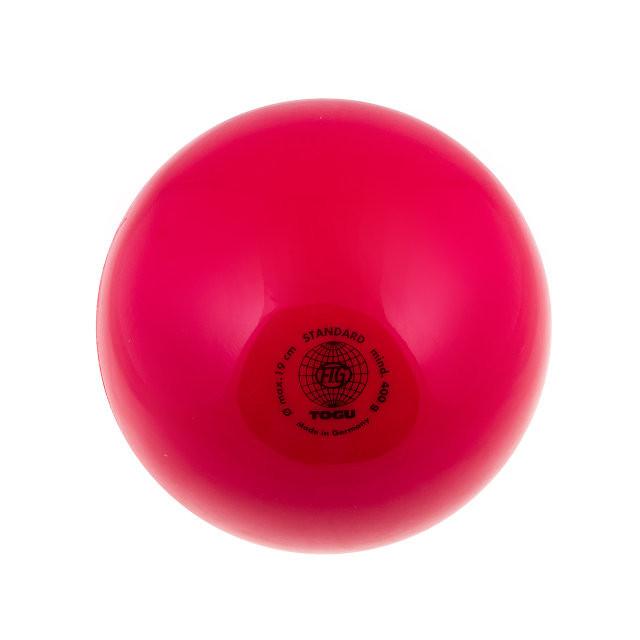Мяч гимнастический красный 400гр Togu. Суперцена!