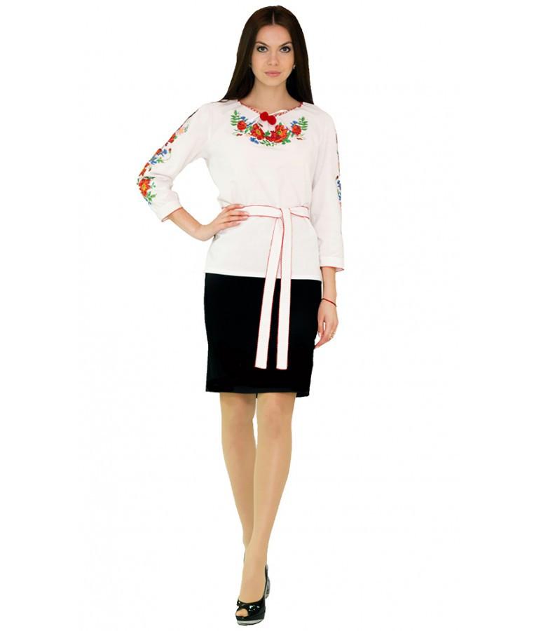 Українська святкова вишиванка. Вишиванка жіноча. Машинна вишивка ... 6332bdec9957e