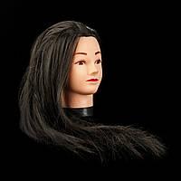 Учебный манекен для стрижки, черная, фото 1