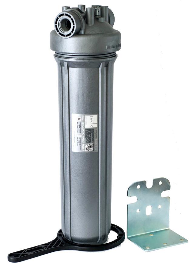 Фильтр магистральный Atlas DP 20BB + FA нитка 25mcr  BigBlue Sanic
