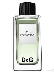 Мужская туалетная вода Dolce&Gabbana G Anthology L`Amoureaux 6