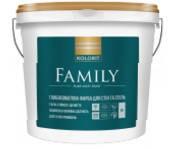 Краска Family KOLORIT (Premium 3), 9л
