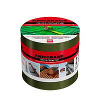 Самоклеющаяся герметизирующая лента Nicoband зеленый 10м*7,5см*1,5мм ТехноНиколь