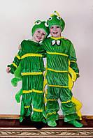 Карнавальный костюм детский Гусеница Сороконожка №1