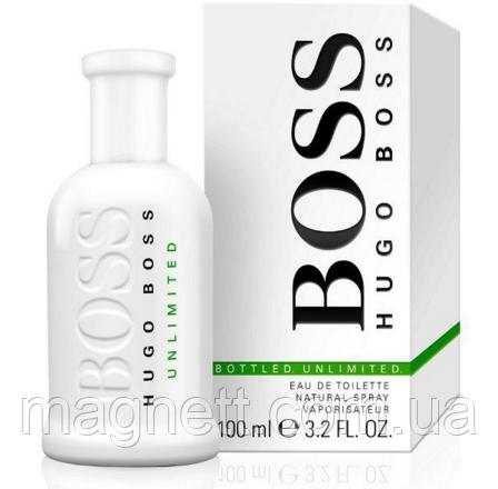 Hugo Boss Boss Bottled Unlimited (Хьюго Босс Босс Ботл Унлимитед)