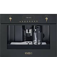 Кофемашина Smeg CMS8451A цвет - антрацит, фото 1