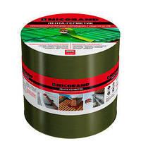 Самоклеющаяся герметизирующая лента Nicoband зеленый 10м*15см*1,5мм ТехноНиколь