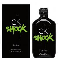 Мужская туалетная вода CK One Shock For Him Calvin Klein (дерзкий, сексуальный аромат)