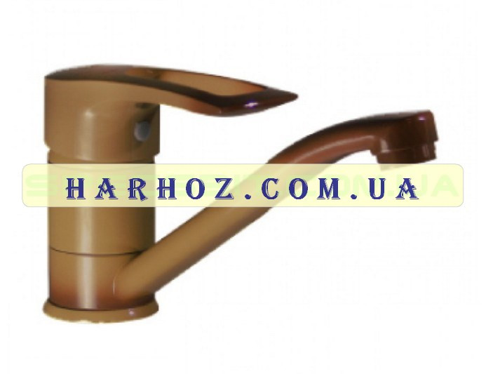 Смеситель для кухни Haiba (Хайба) Hansberg Coffee 004 25 см
