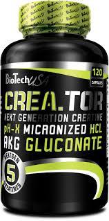 Креатин Creator (120 caps) Biotech