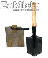 Лопатка Армейская с чехлом