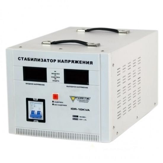 Стабилизатор напряжения сервоприводный FORTE IDR-10kVA 7000Вт