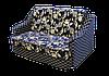 Диван Центурион в ткани 7 категории (140 см) тк 25