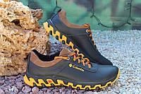 Мужские кроссовки  темно-синий, фото 1
