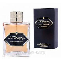 Туалетная вода Dupont S.T. 58 Avenue Montaigne Pour Homme Limited Edition (Дюпон 58) - древесный,пряный аромат