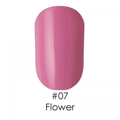 Гель лак для ногтей Naomi №007 лавандово-розовый, 6 мл