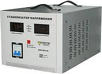 Стабилизатор напряжения сервоприводный FORTE IDR-8kVA 5600Вт, фото 1