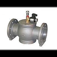 Газовый электромагнитный клапан EV100 GIULIANI ANELLO. DN100 PN16, 220Вт.