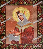 Схема для вышивки бисером Святая равноапостольная Царица Елена