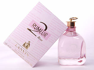 Женская парфюмированная вода Rumeur 2 Rose Lanvin (яркий, бодрящий, утонченный аромат)