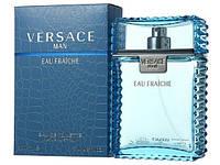 Мужская туалетная вода Versace Man eau Fraiche (свежий, соблазнительный аромат)