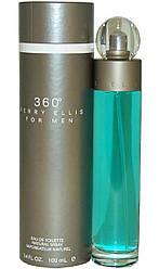 Мужская туалетная вода Perry Ellis for Men 360 (фужерный аромат) AAT