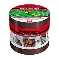 Самоклеющаяся герметизирующая лента Nicoband коричневый 3м*15см*1,5мм ТехноНиколь