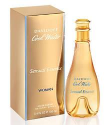 Женский парфюм Davidoff Cool Water Sensual Essence (Давидофф Кул Воте Сенсуаль Эсенс)
