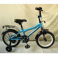 Детский двухколесный велосипед PROFI 14д. (L14104)***