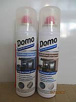 Средство для ухода для изделий из нержавеющей стали и хрома Домо 150мл.