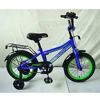 Детский двухколесный велосипед PROFI 14д. (L14103)***