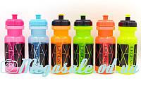 Бутылка для воды спортивная Legend 5961: 6 цветов, объем 500мл