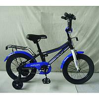 Детский двухколесный велосипед PROFI 14д.( L14101)***