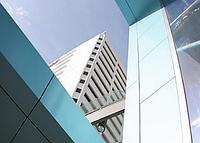 Алюминиевая Композитная панель 1,25*5,8 3 мм Белая, фото 1